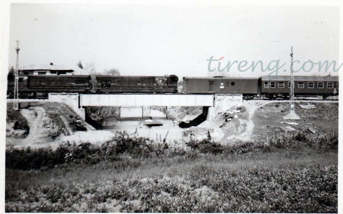 راه آهن قبل از انقلاب-سیاه رود